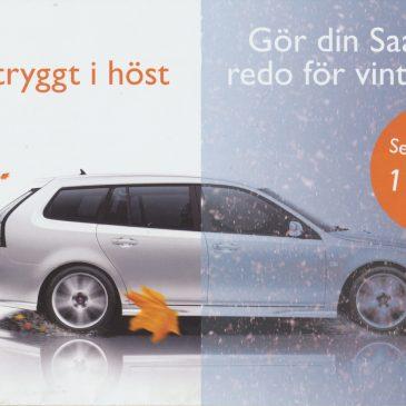 Dags att göra din bil redo för vintern?