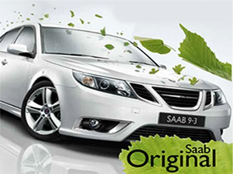 Vårrusta din SAAB (och naturligtvis även andra bilar)